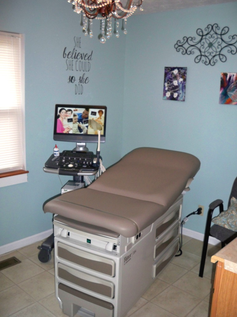 Ultrasound Room 2017 Refresh